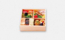 よしの菜の花寿司