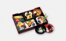 上寿司定食